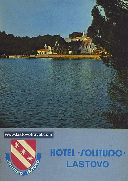 Hotel Solitudo in late 1970