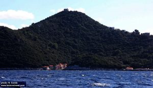 Passing by Lastovo, Lucica and Mihajla