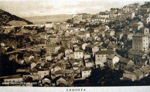Lastovo village in 1920s